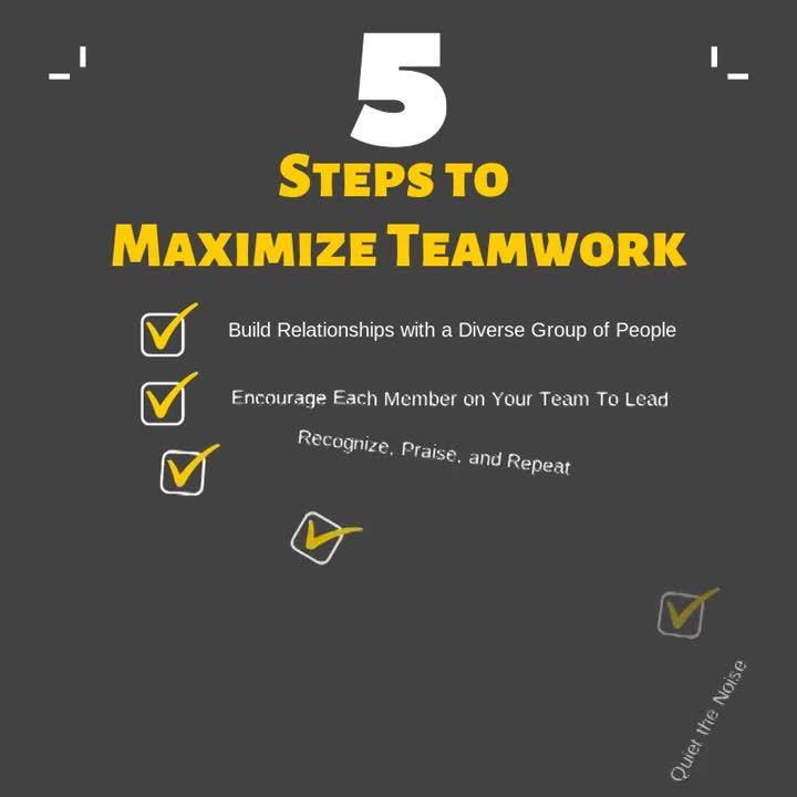 Maximize Teamwork-1