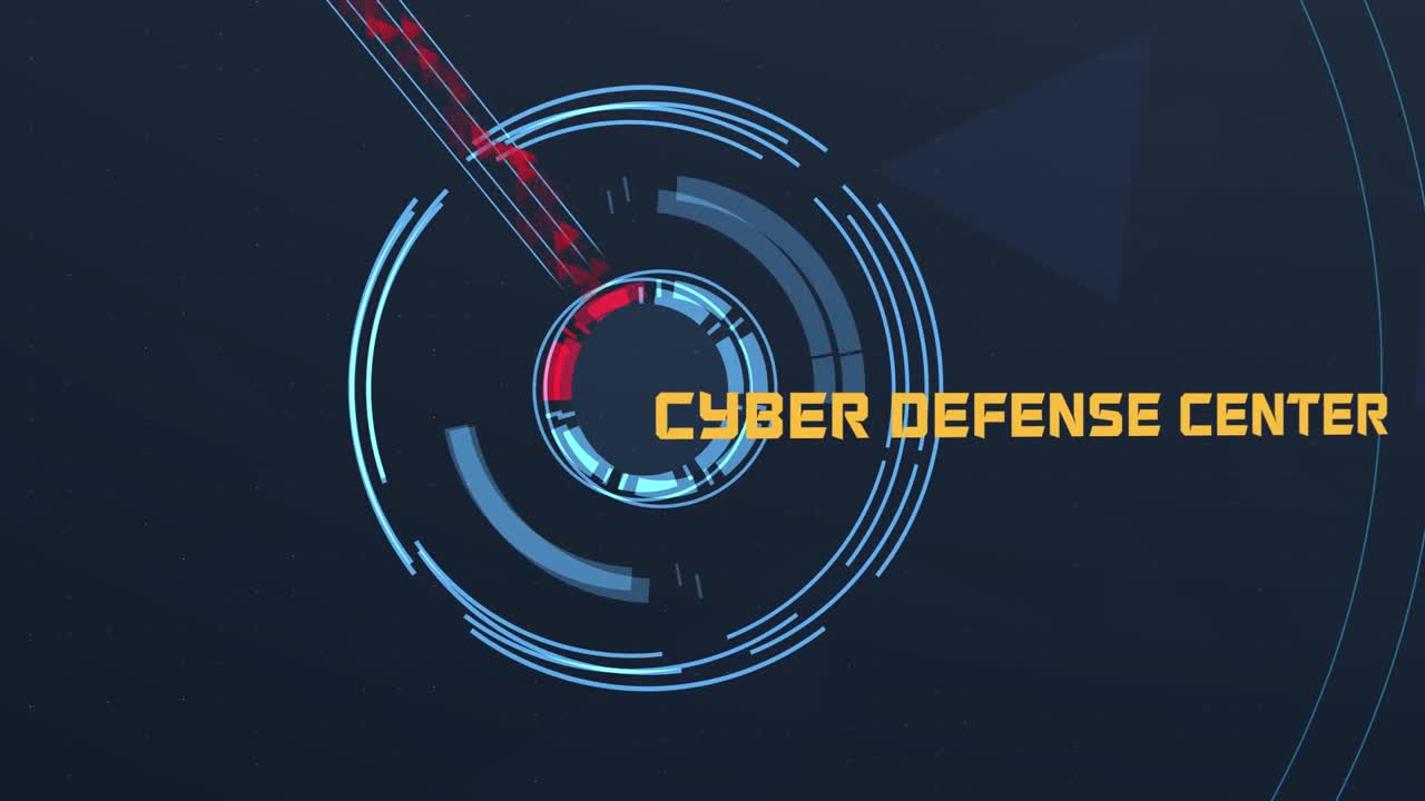 Développement d'un centre de cyberdéfense