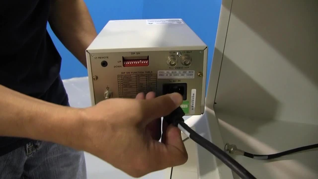 How to Connect a Printer to an OEC 9800