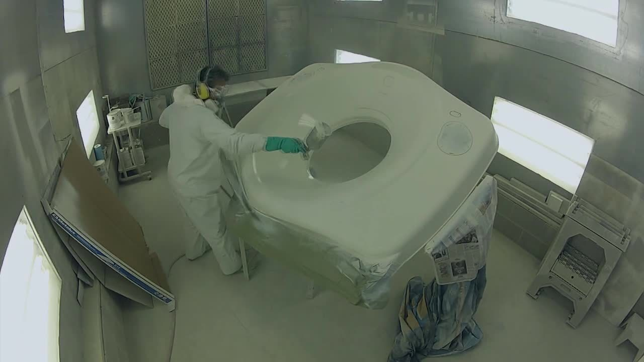 CT Refurbishment by Block Imaging
