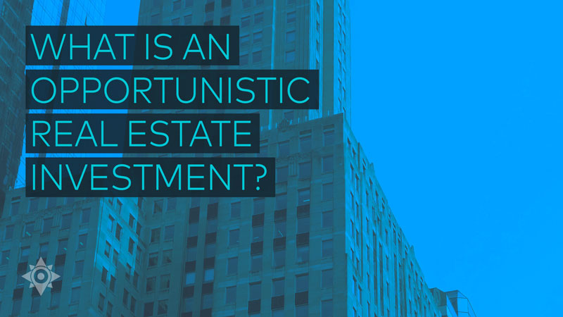 Core real estate investments