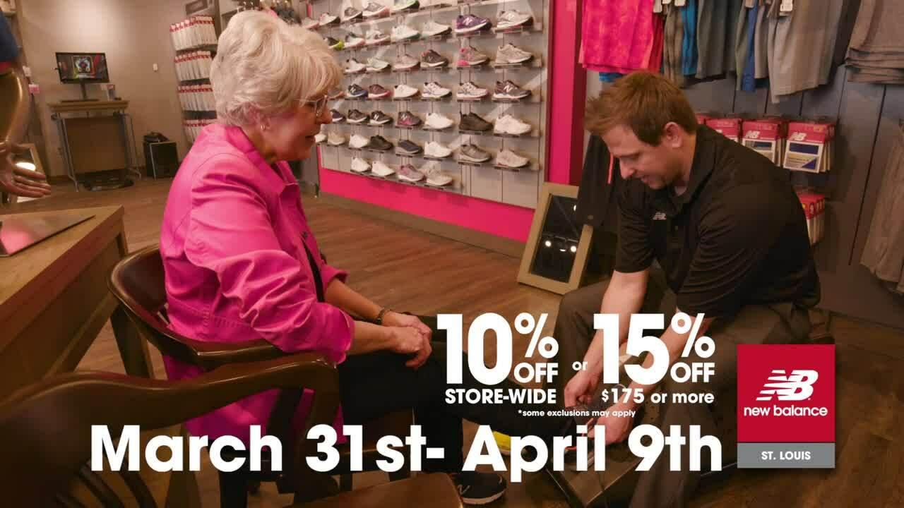New Balance April Sale Couple