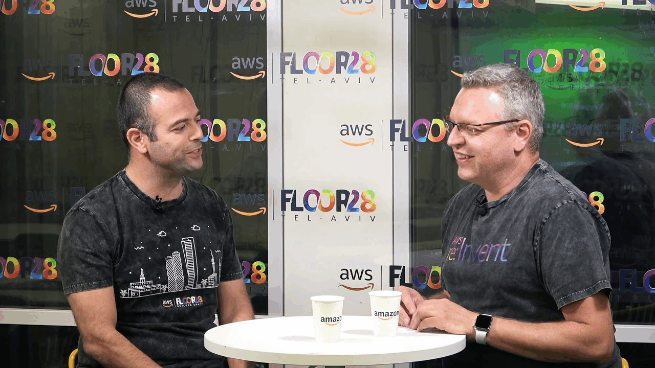 AWS Floor28 News - December 2019 - Hebrew