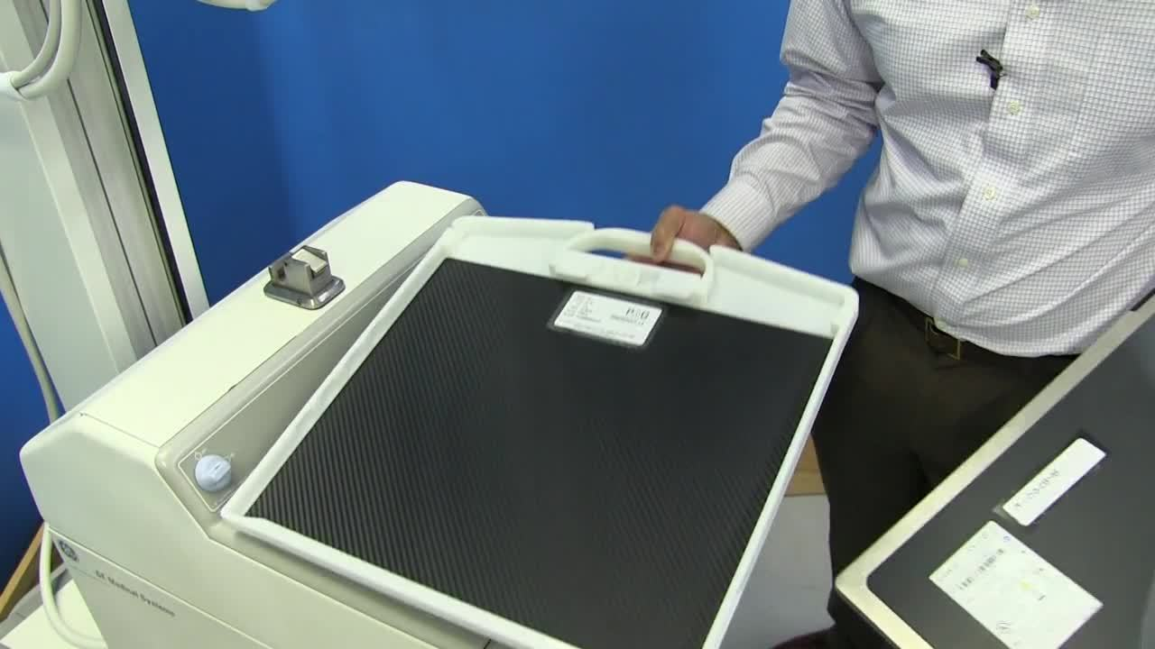 Protective Covers for DR Flat Panel Detectors
