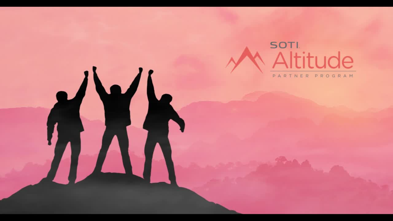 SOTI Altitude Partner Program video
