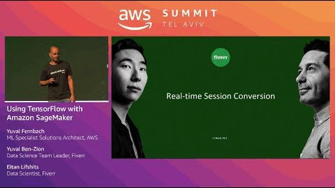 AWS Summit Series 2019 - Tel Aviv: Fiverr Customer Story [Hebrew]