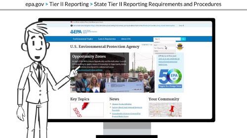 Tier II Reporting Explainer Video