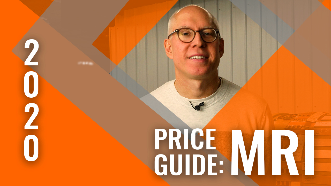 MRI Machine Price/Cost Guide [2020]