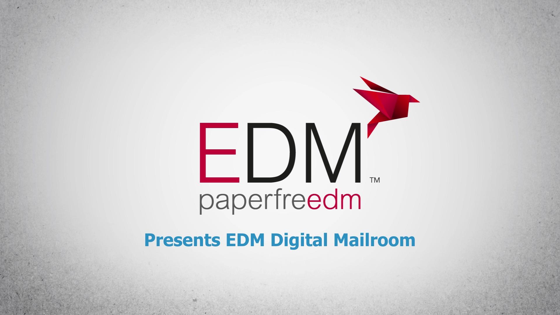 EDM Digital Mailroom REBRAND vIII