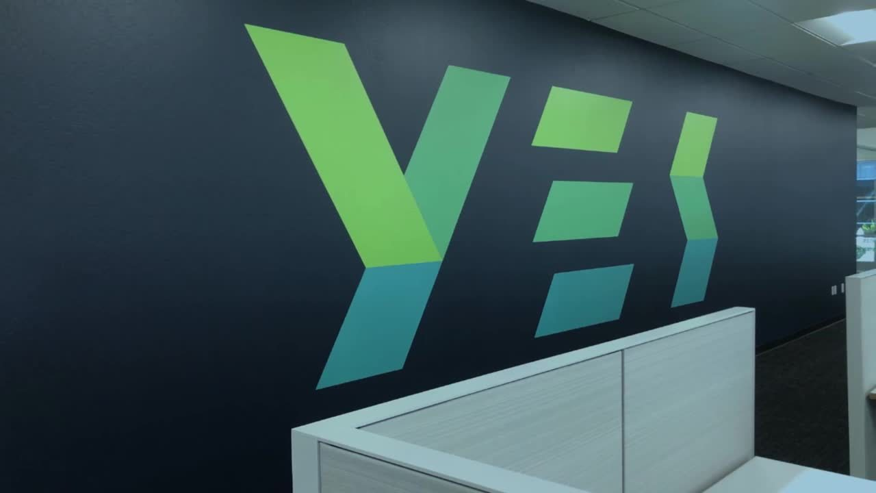 YES -Insidesource Graphics by BarkerBlue