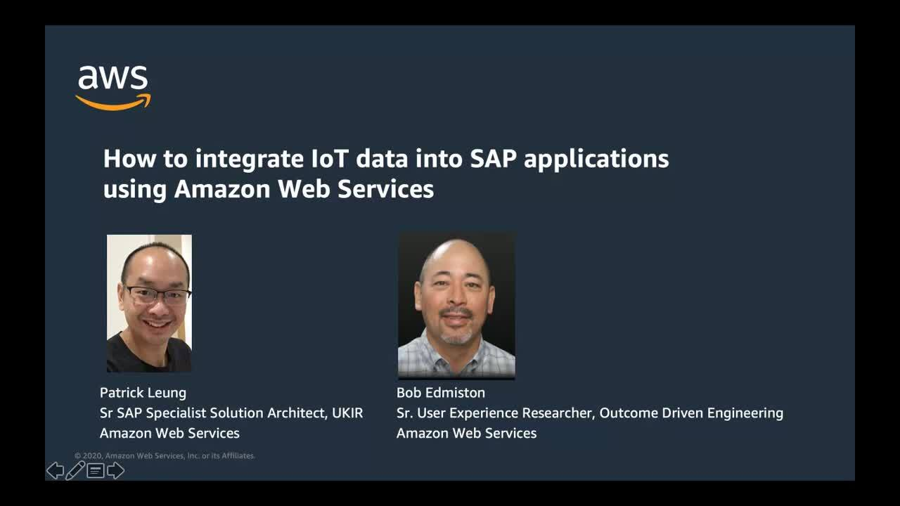 How-to-integrate-IoT-data-into-SAP-applications-using-AWS