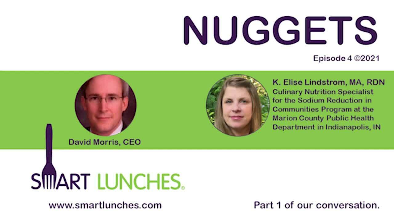 NUGGETS - Early Childhood Nutrition With Elise Lindstrom-Part 1