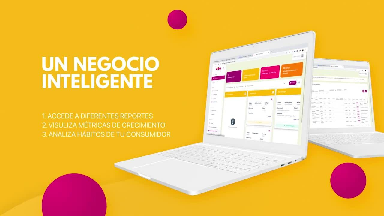 Wibo the smartest way to serve- Español