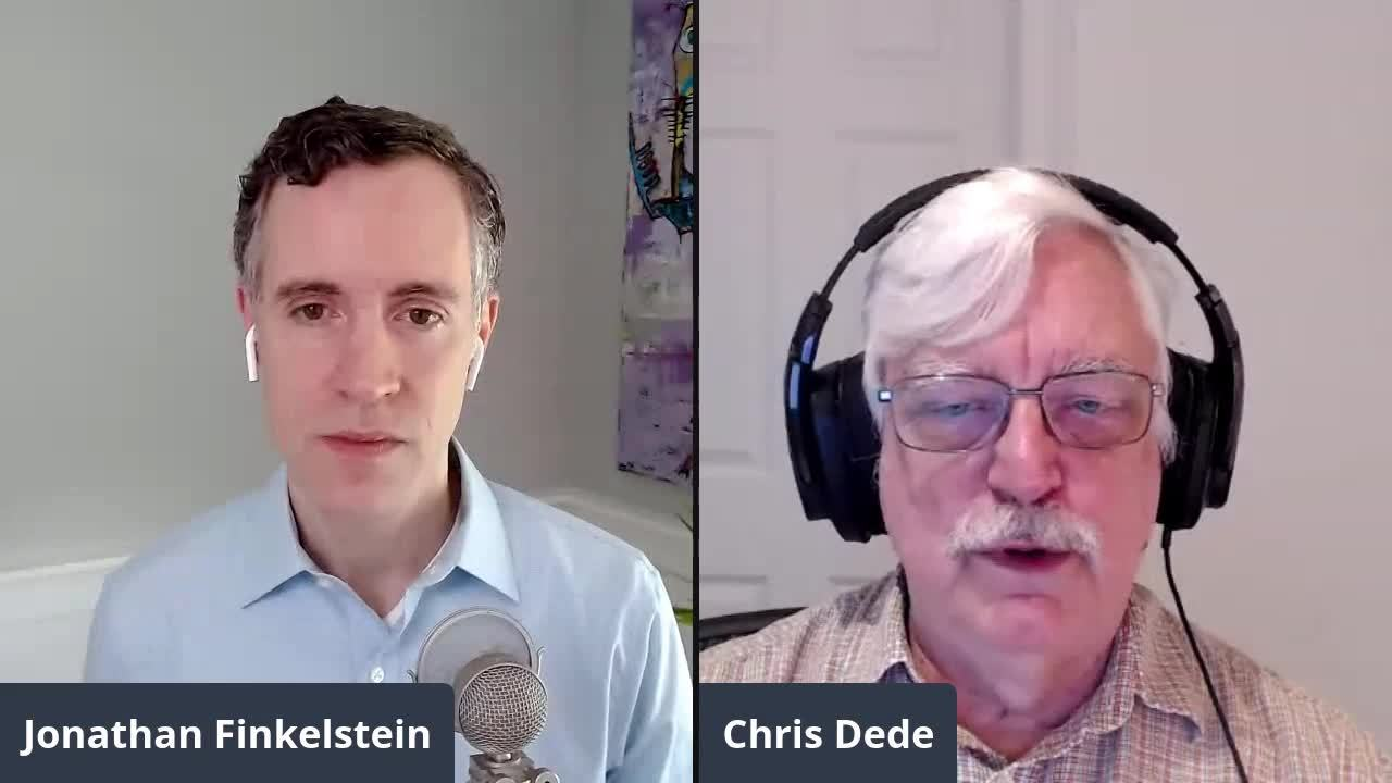 Conversation with Chris Dede