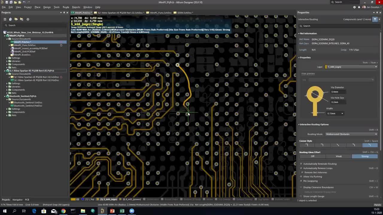 2020-01-15 -Live Webinar - Altium Designer 20What's New - EN - Webinar - EMEA - ADSCVid