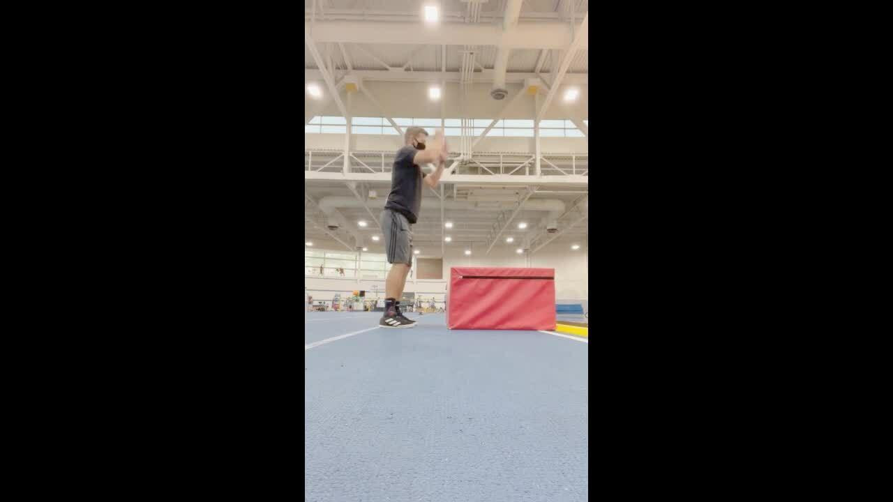 Vertical Jump Training Body Weight