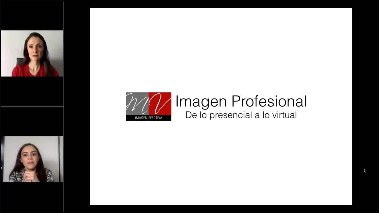 44 clip webinar Imagen profesional, de lo presencial a lo virtual