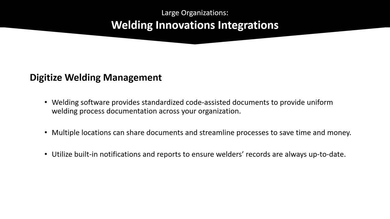 Innovation Trends in Design, Welding & Fabrication Software