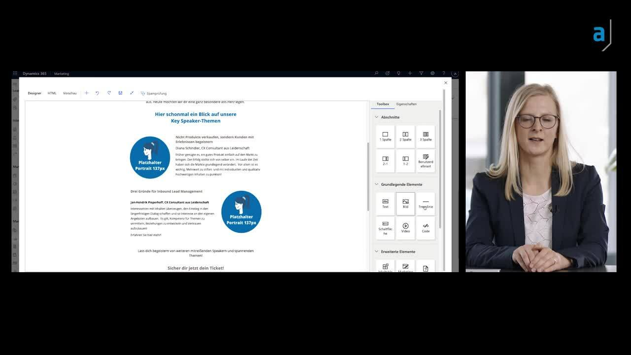 04 - Microsoft Dynamics 365 Marketing - E-Mail Management