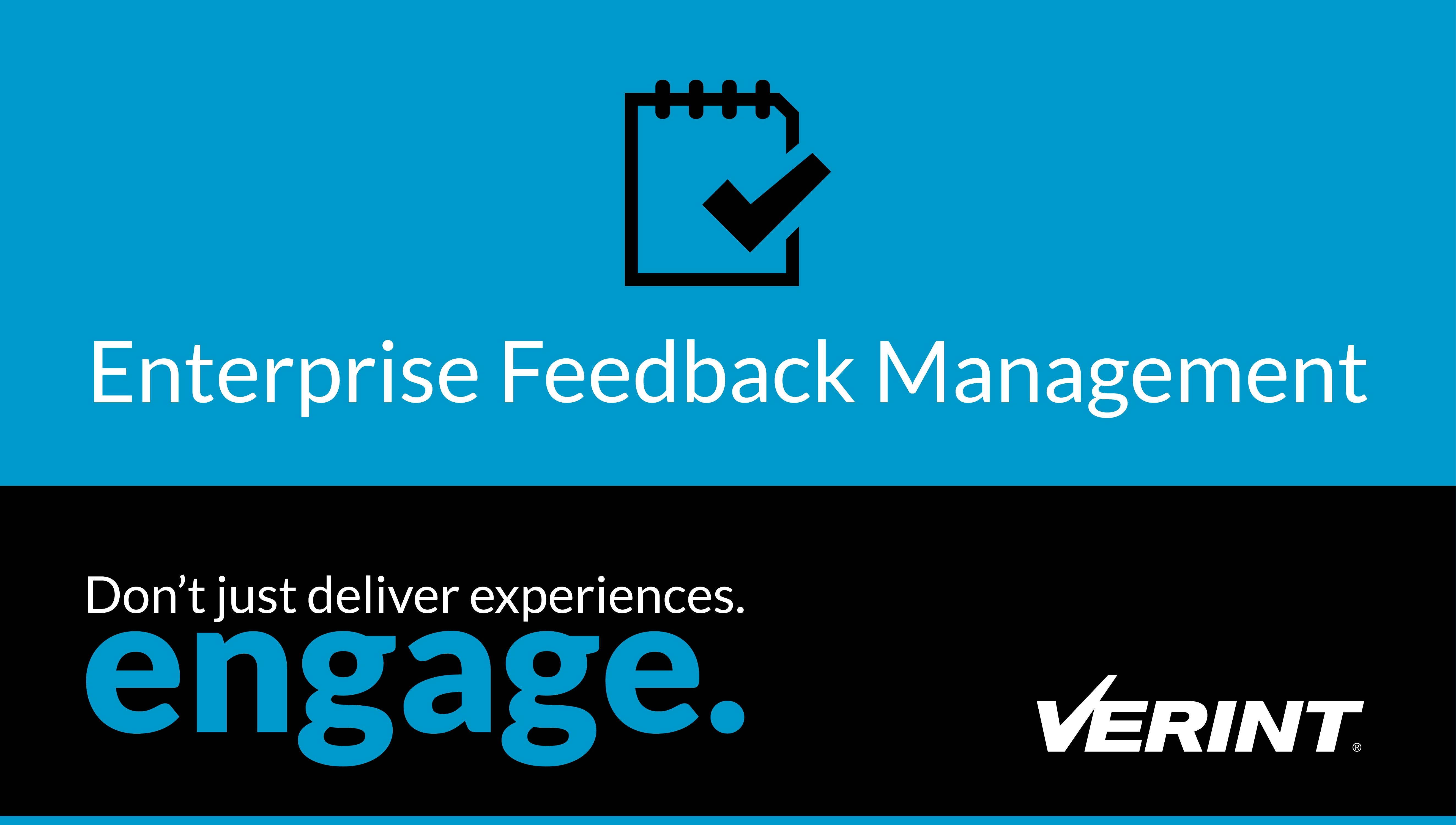 VWR Success Story - Enterprise Feedback Management