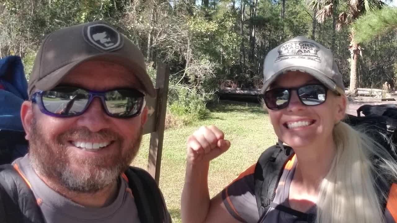 99 Days on the Appalachian Trail by Owen F. Allen