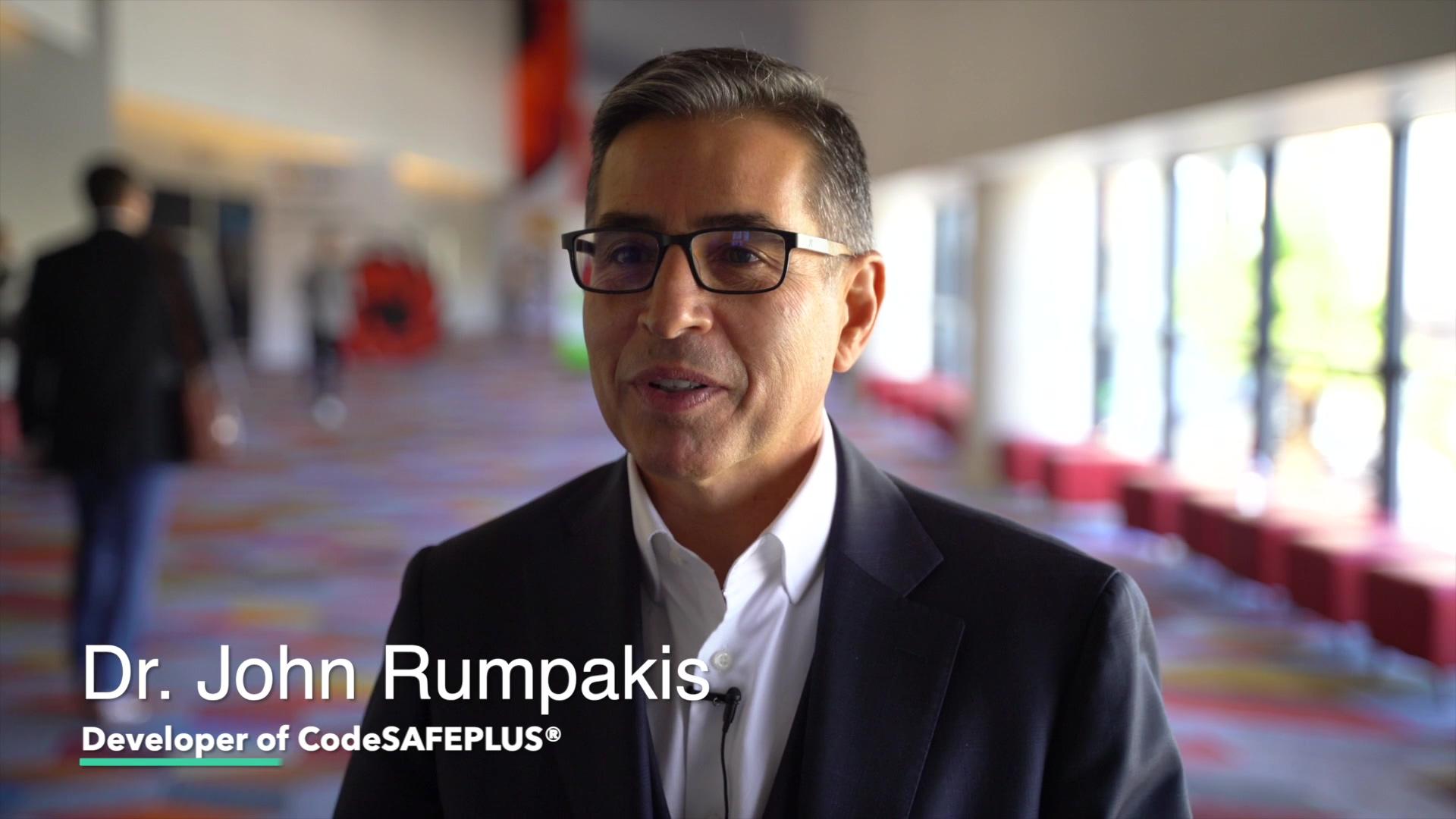 Dr. Rumpakis CodeSAFE Interview