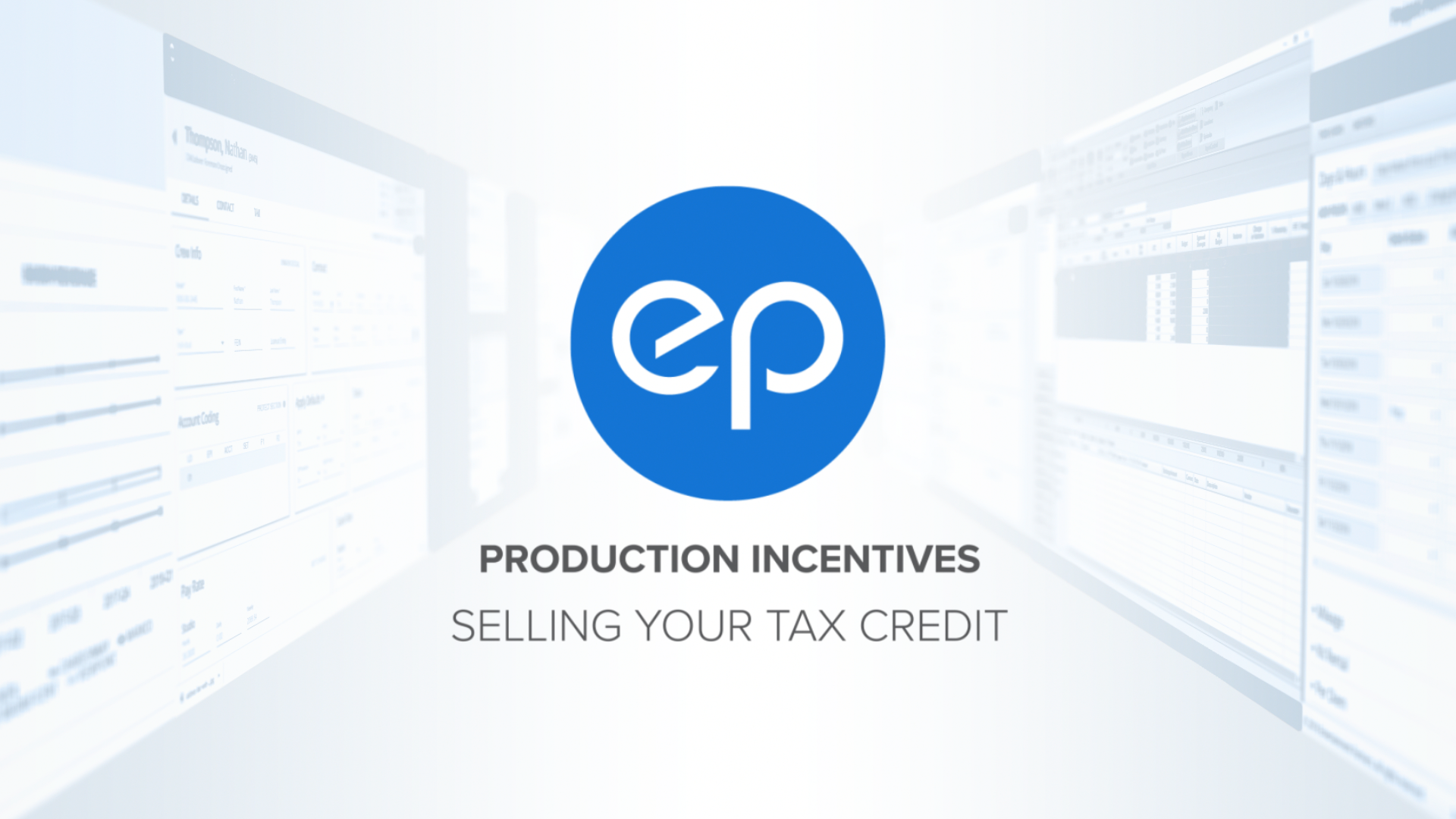 Selling Your Production Incentive Tax Credit