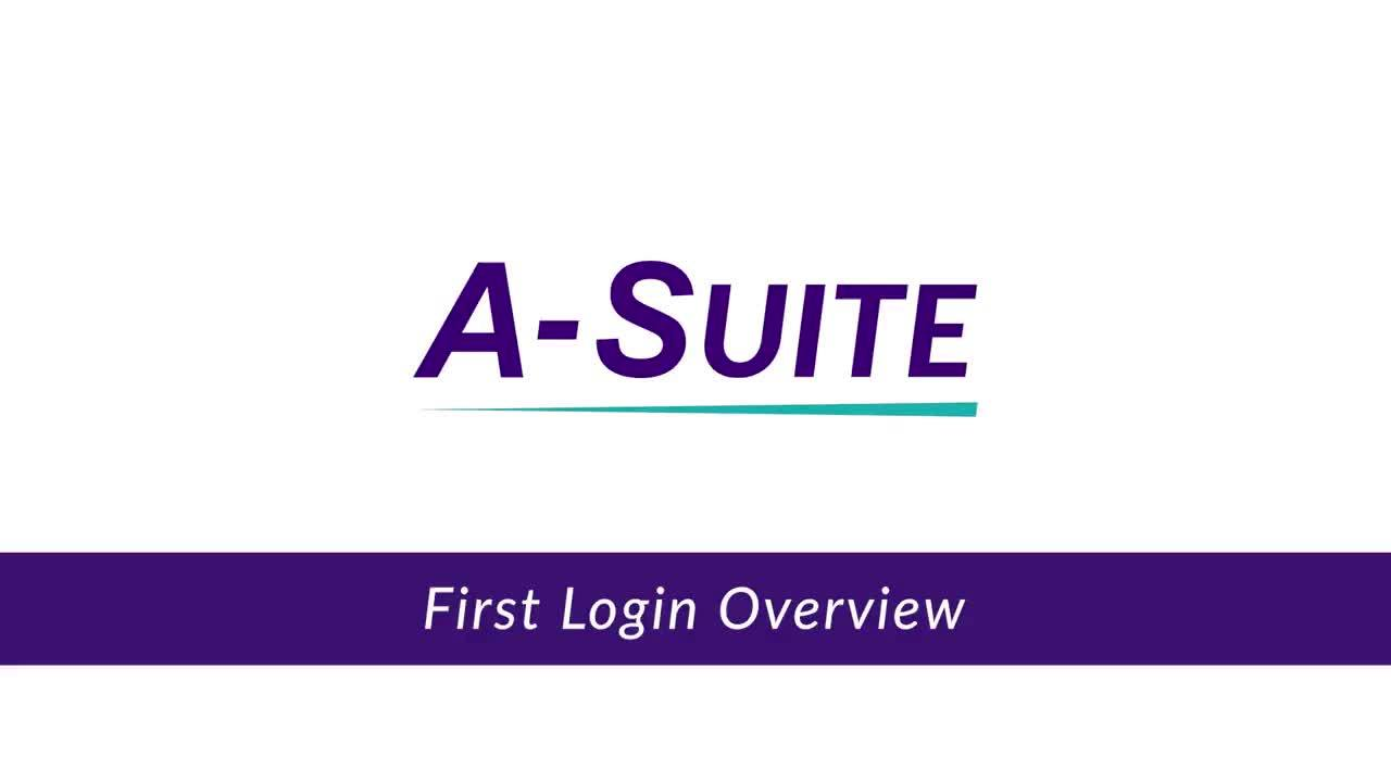 0.1_A-Suite First Login Overview_new