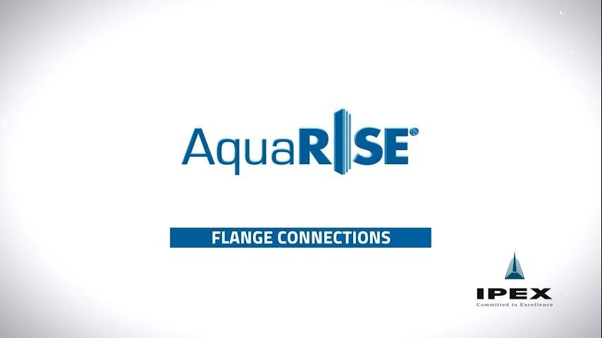 Aquarise Flange Connections - IPEX Video Hub