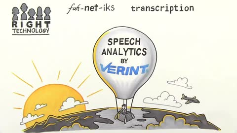 Surface Insights with Verint's Patented Speech Analytics Technology
