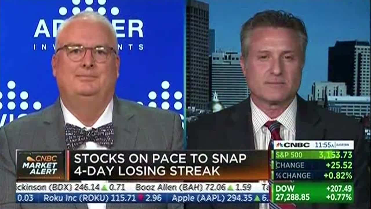 Lowell on CNBC: The Coronavirus and the Market Sell-Off