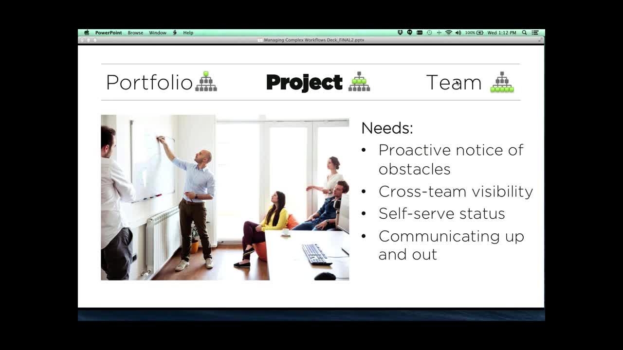 Video: Managing Complex Workflows Webinar