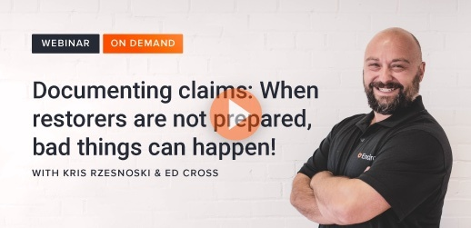Documenting Claims Webinar Part 1