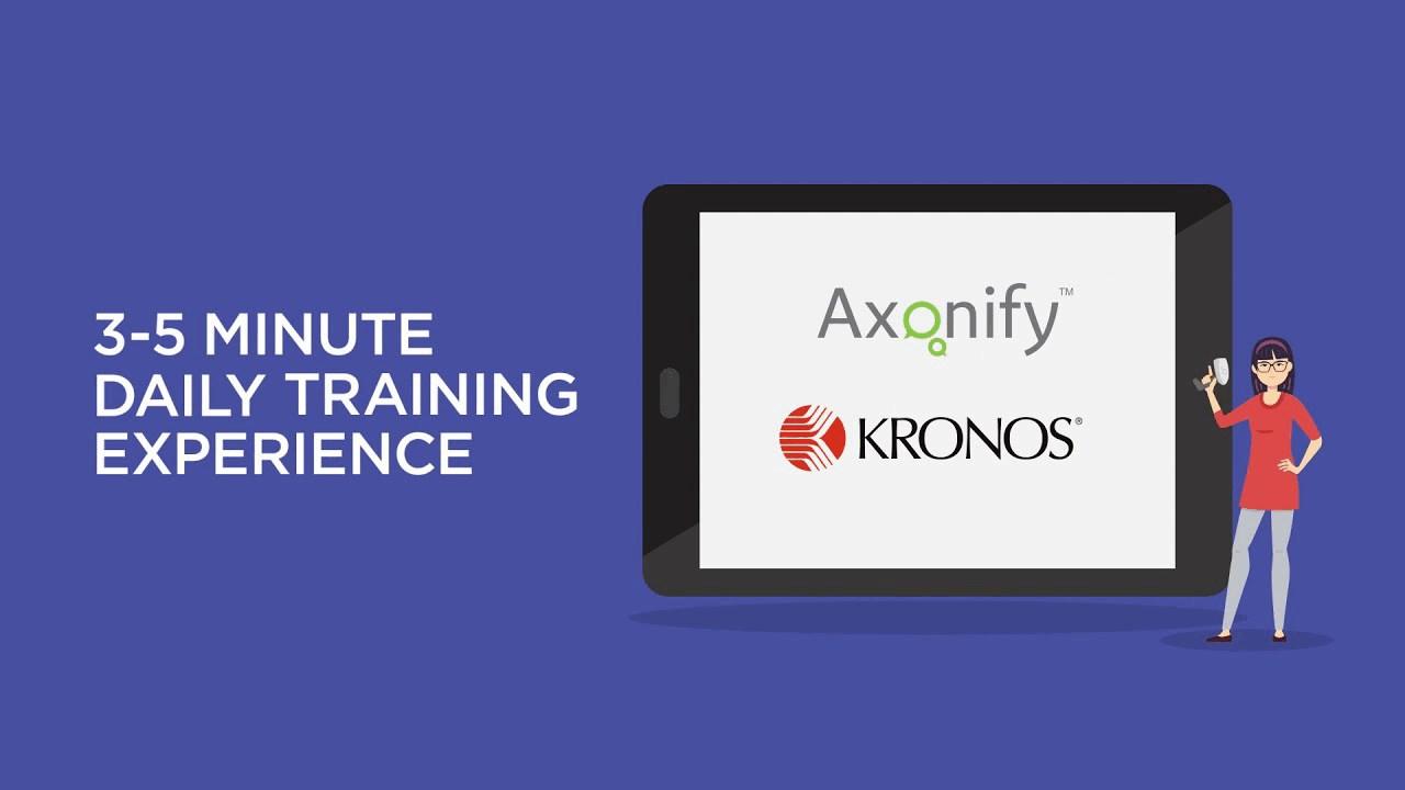 Kronos + Axonify