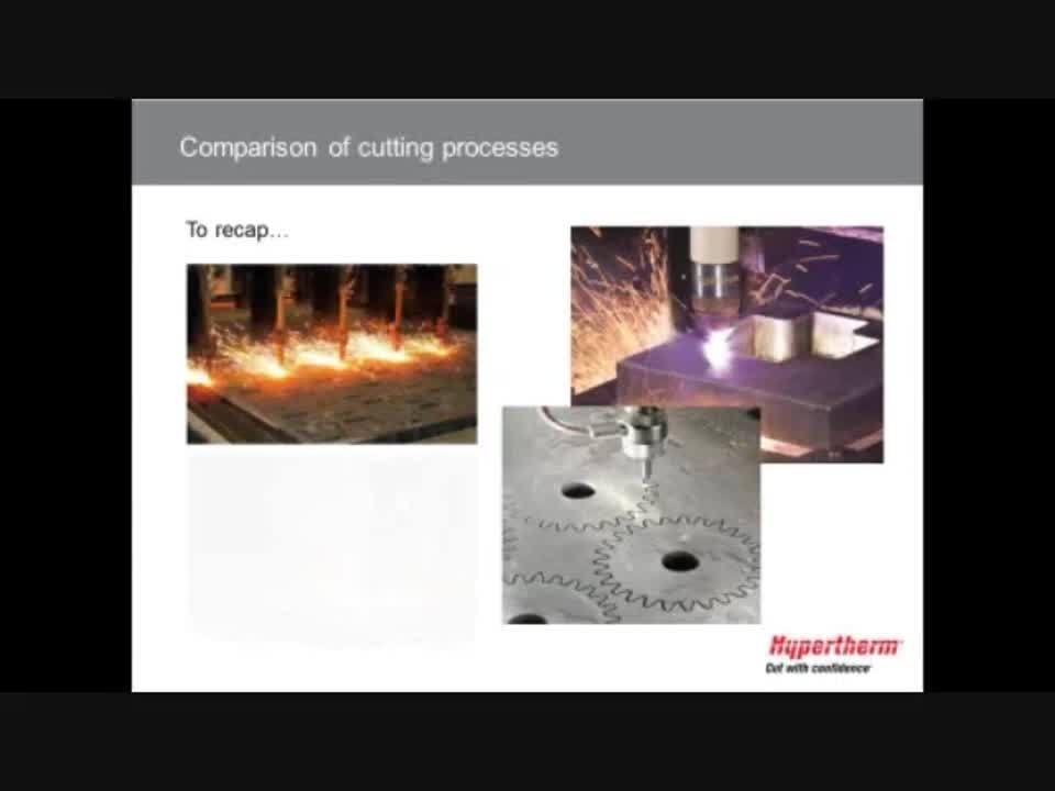 Comparing cut samples