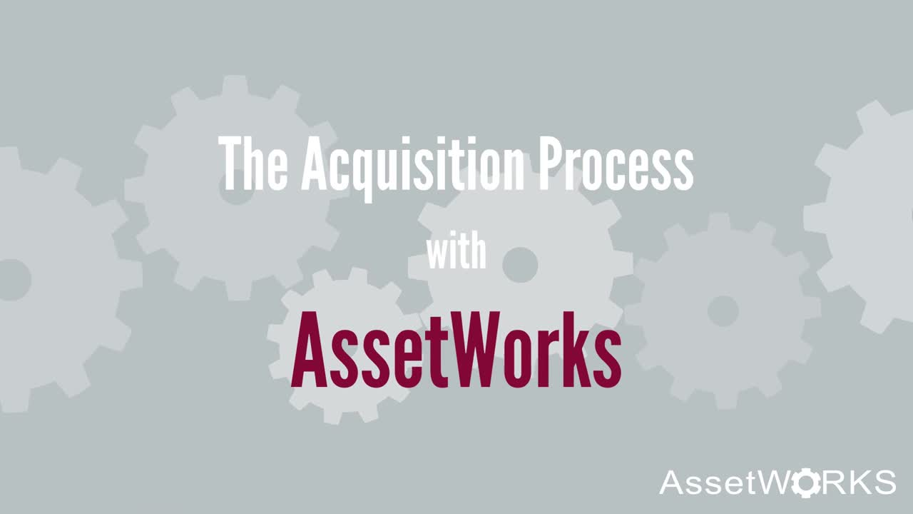 AssetWorks Step by Step M&A Process - F