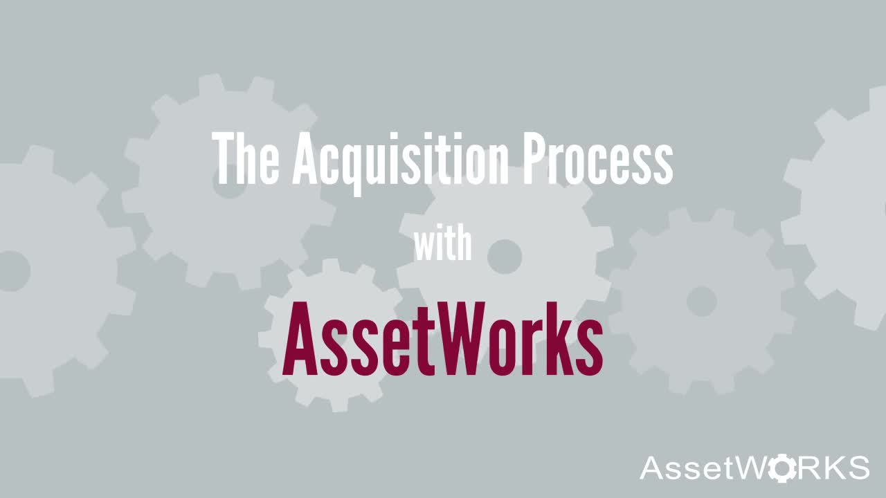 AssetWorks Step by Step M&A Process - G