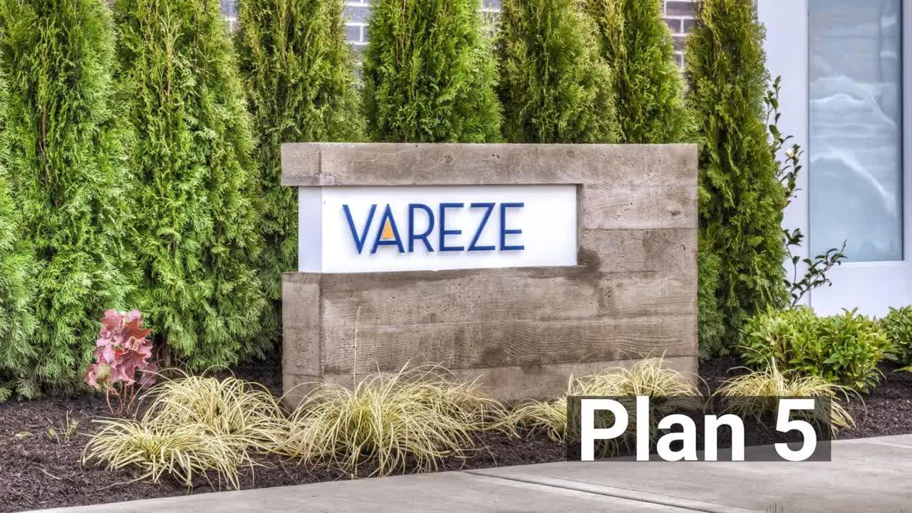 Vareze Plan 5