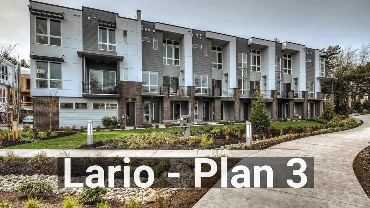 Lario Plan 3 Model Home