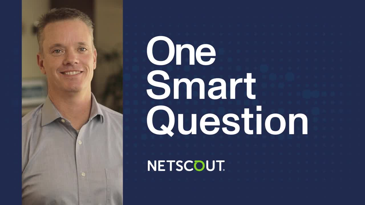 One Smart Question: What's the Value in Combining Passive and Active Monitoring?