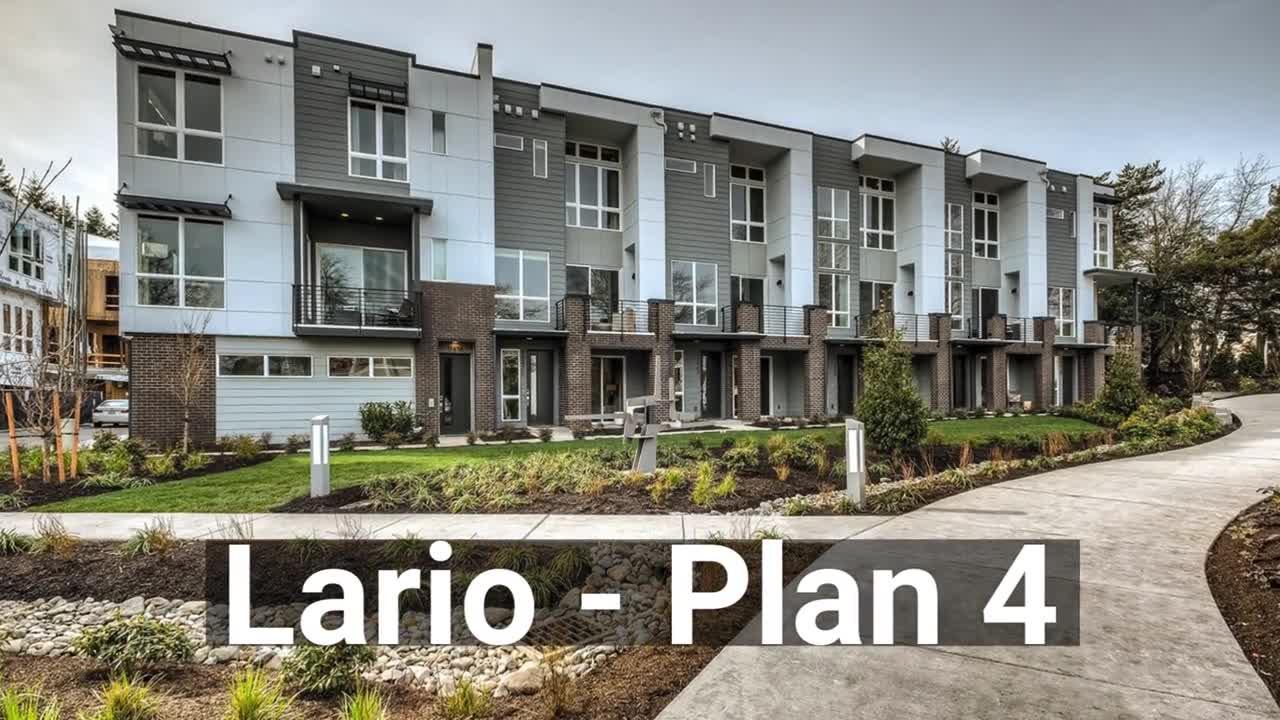 Lario Plan 4 Model