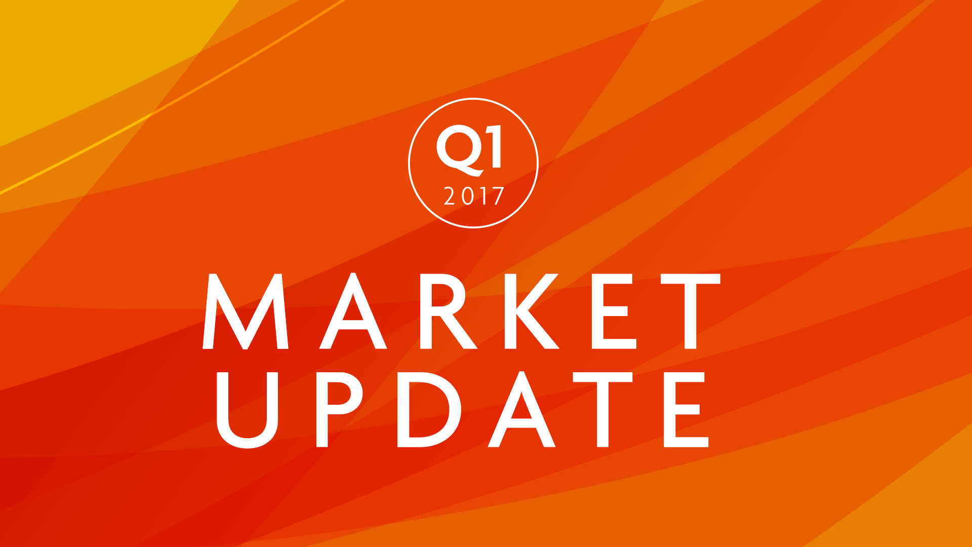 Q1 2017 | Market Commentary