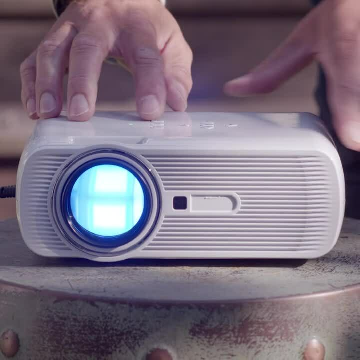 LifeAtHome_Projector