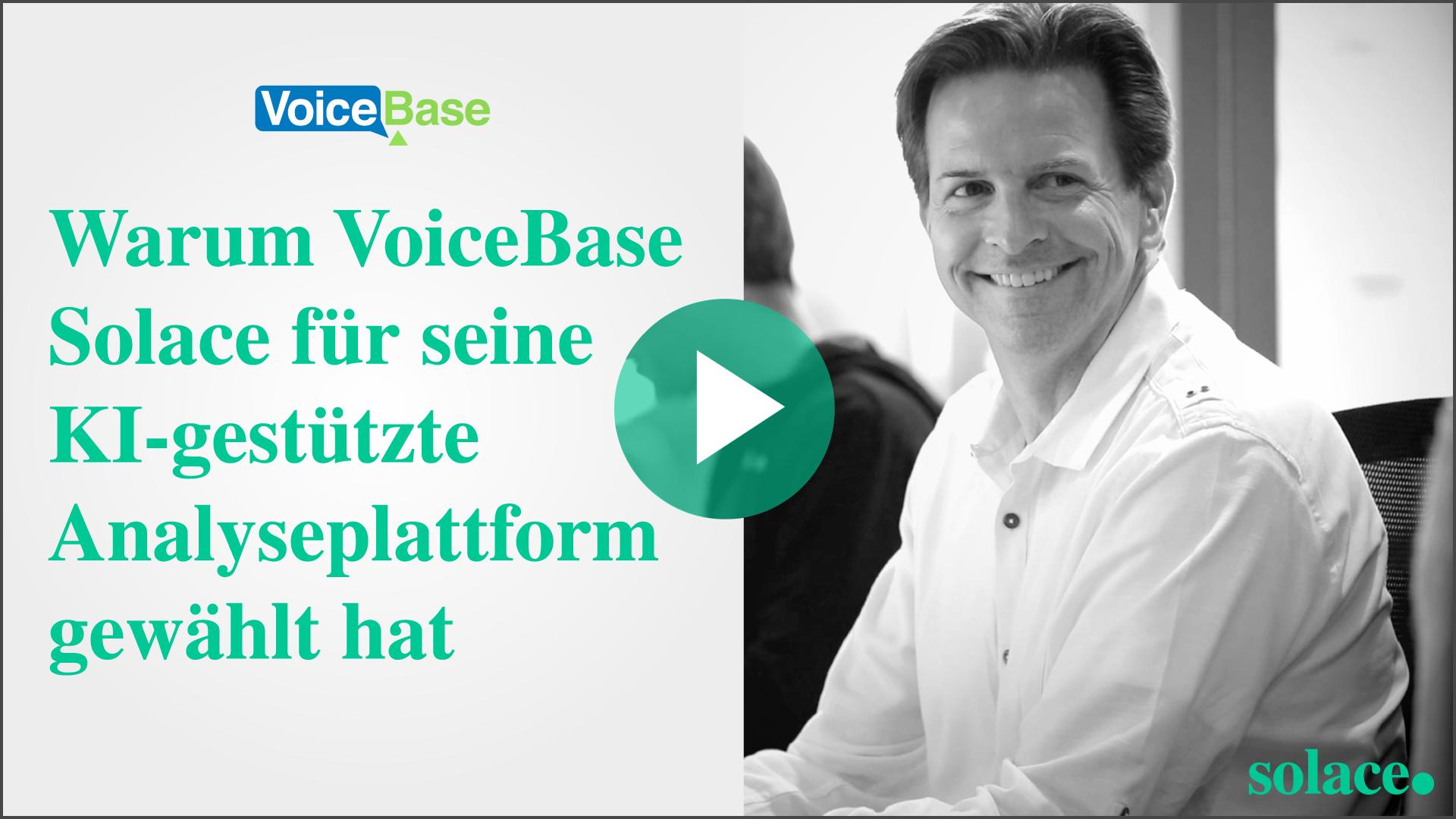 VoiceBase  + Soalce