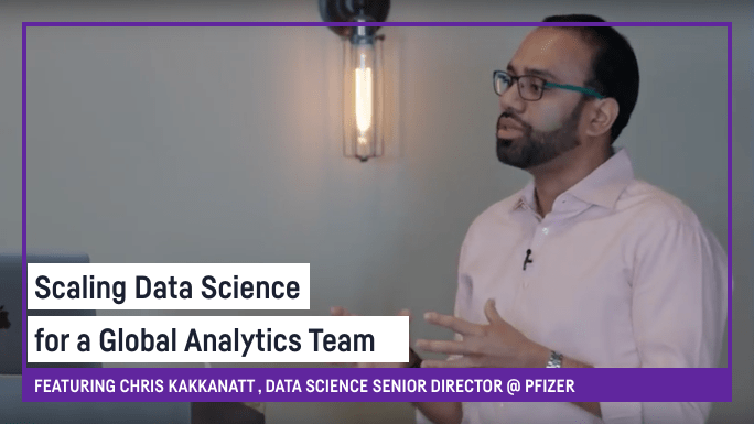 Scaling Data Science for a Global Analytics Team