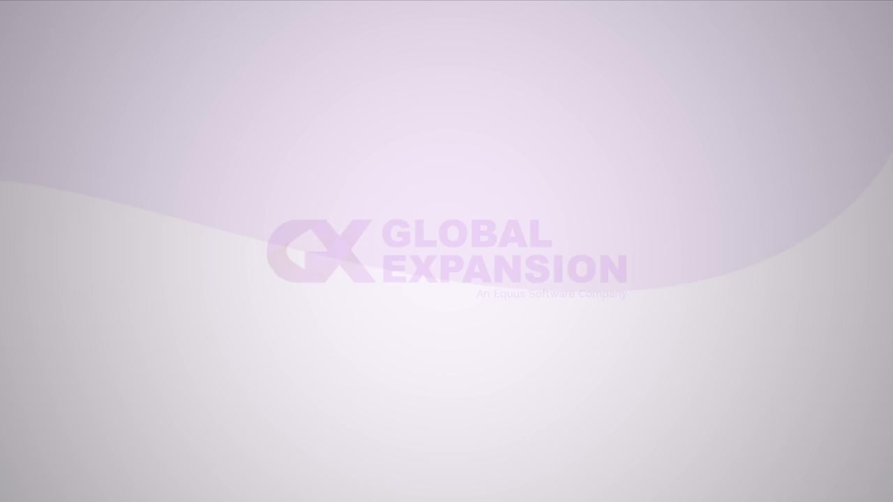 Global Expansion Animated video