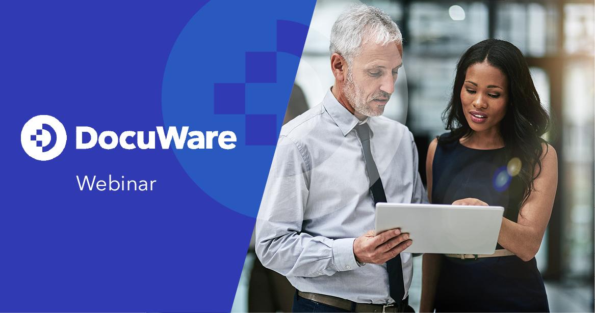 webinar DocuWare solutions cloud clés en main 07avril2020