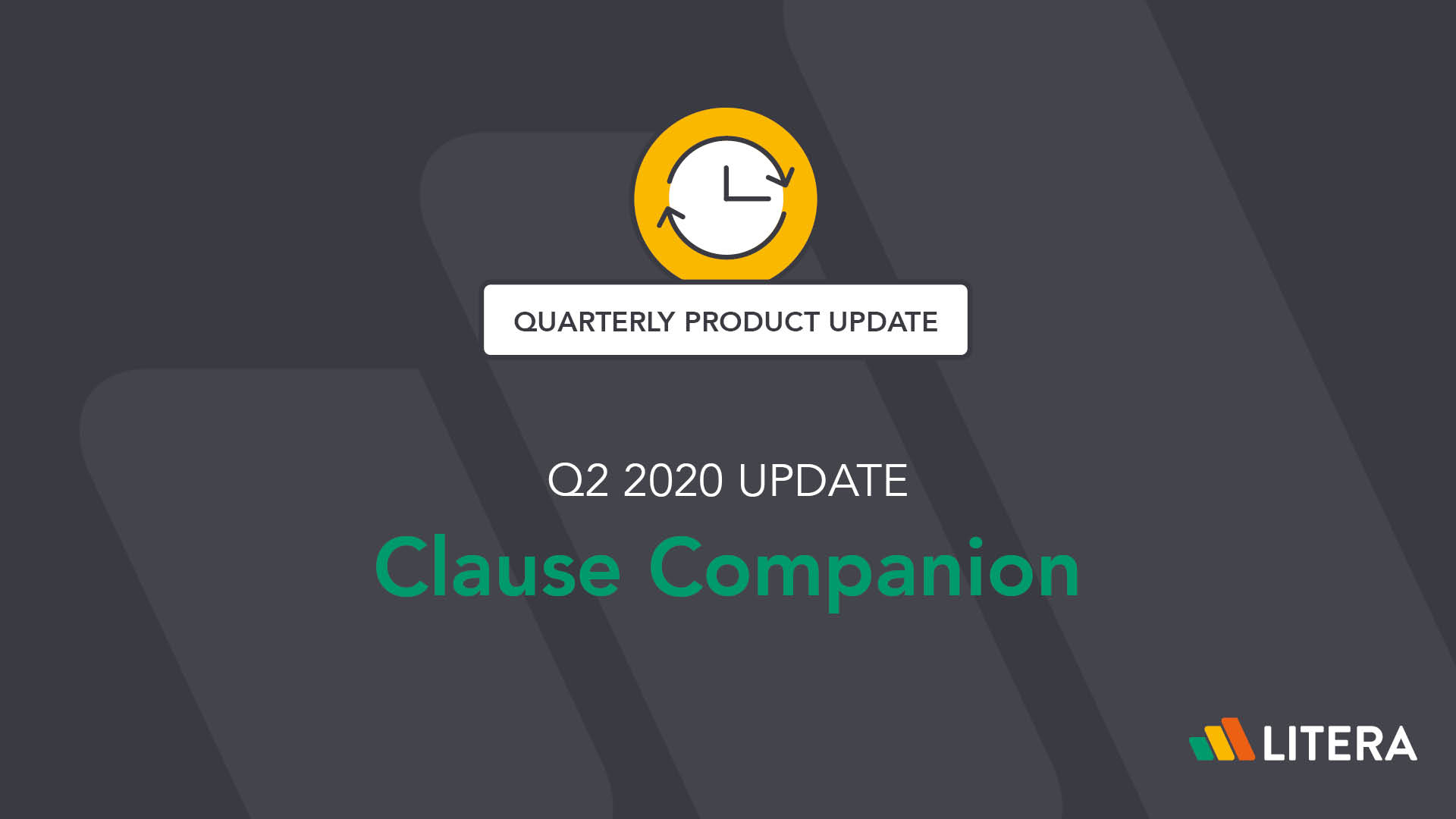 Q1 CLC Highlight Video