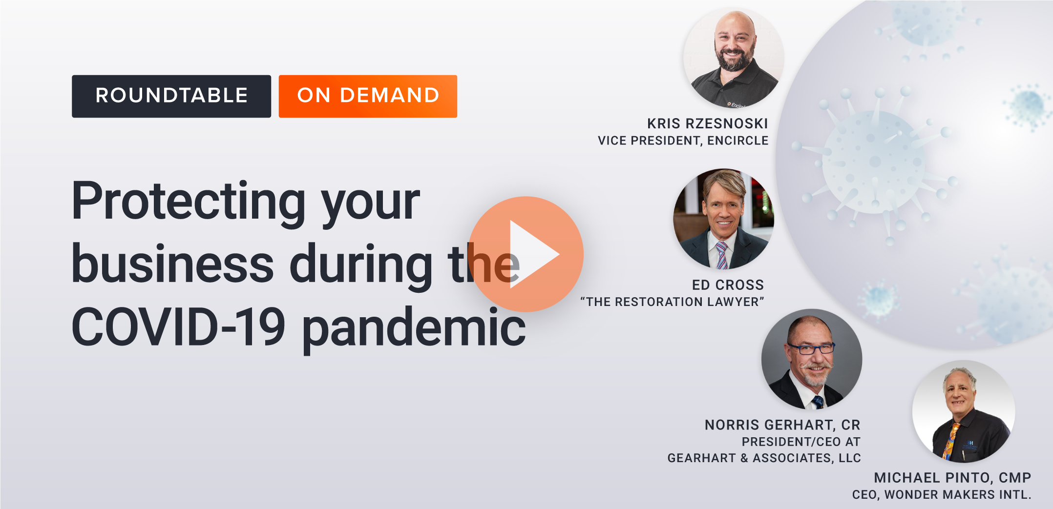 Protecting Your Business During the COVID-19 Pandemic