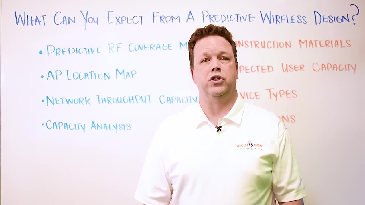 What Can You Expect from a Predictive Wireless Design